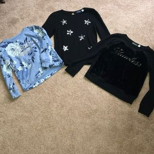 3 tees for girls